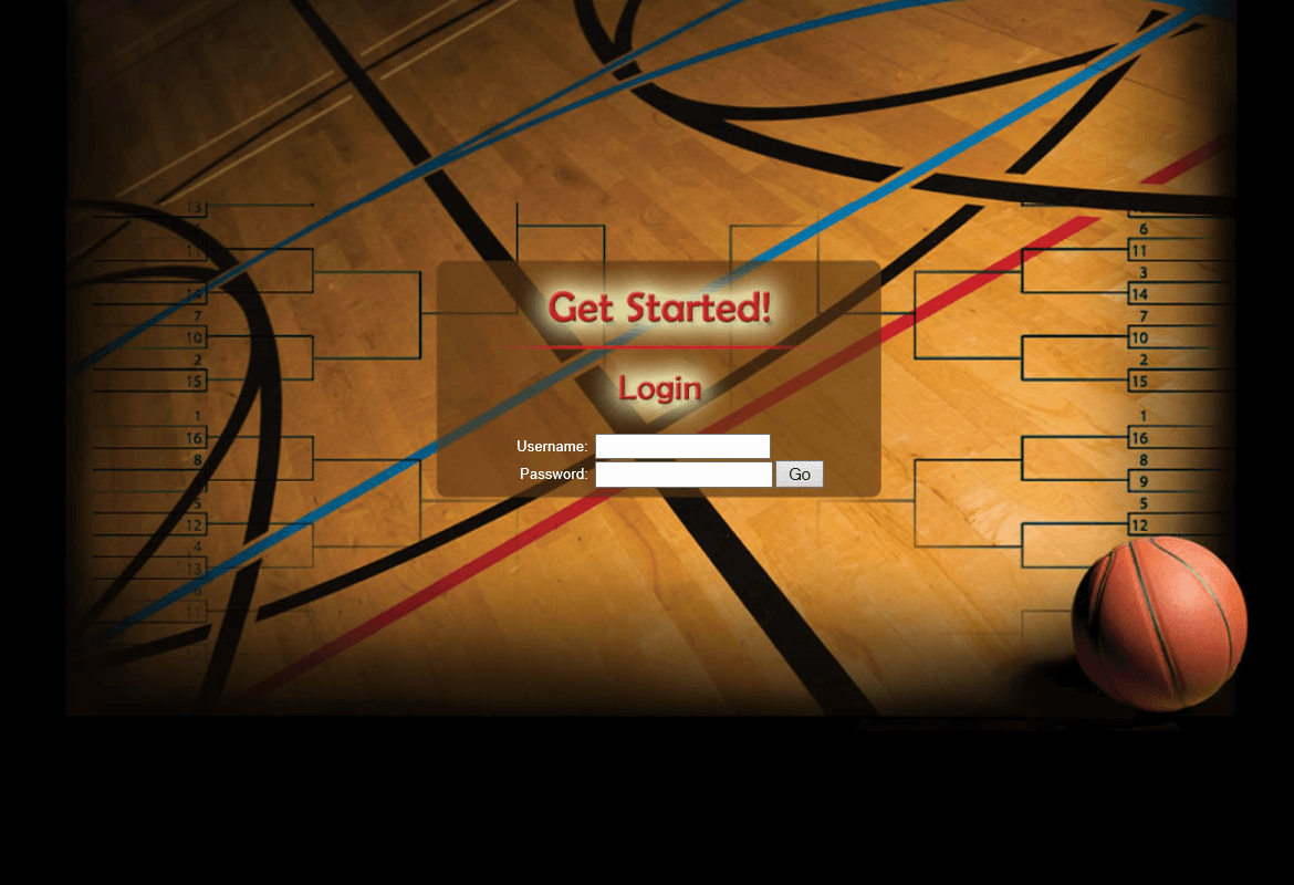 Custom March Madness Bracket Application for Farnsworth Wholesale